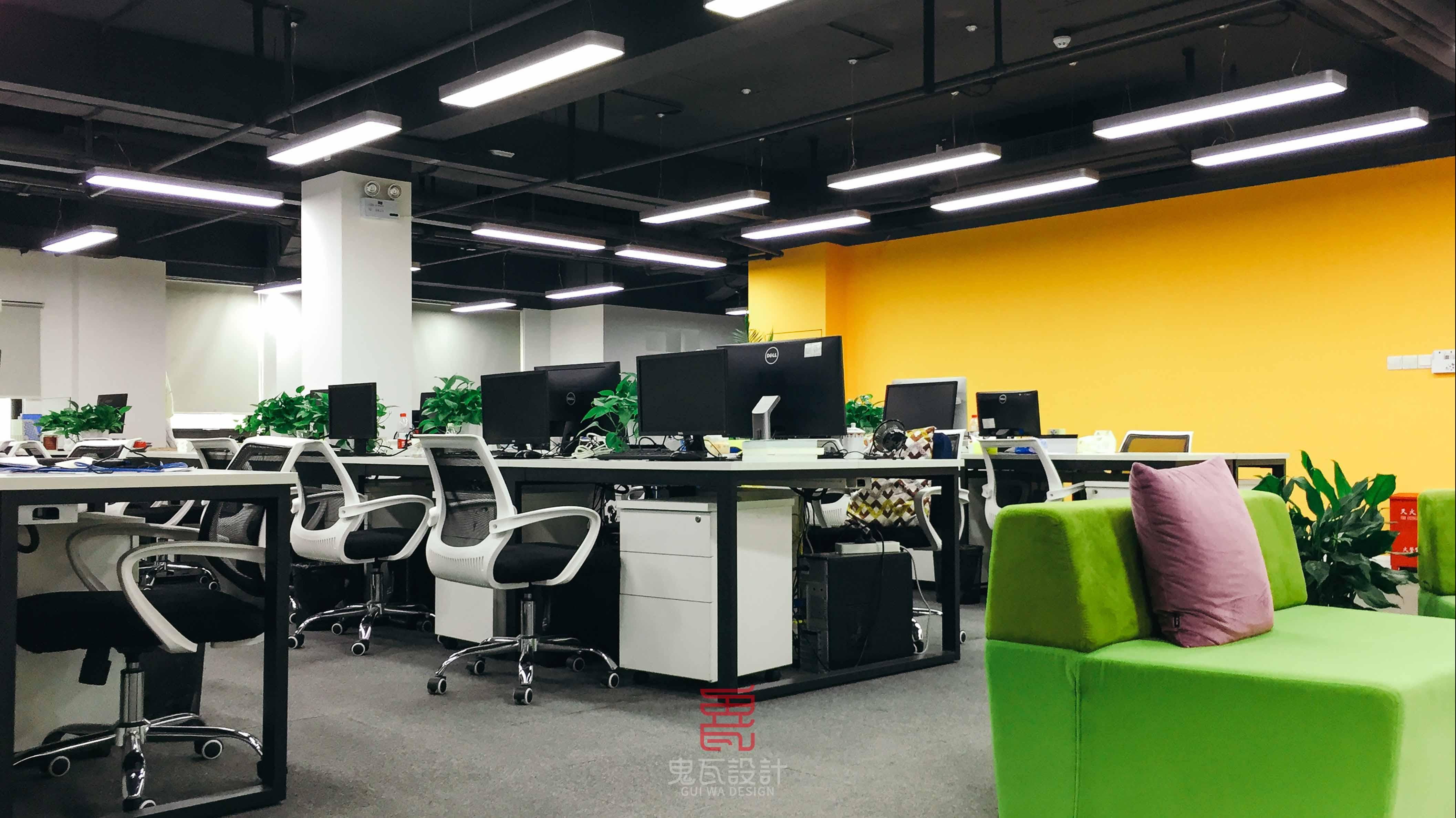 一乎文化傳媒(上海)辦公大樓